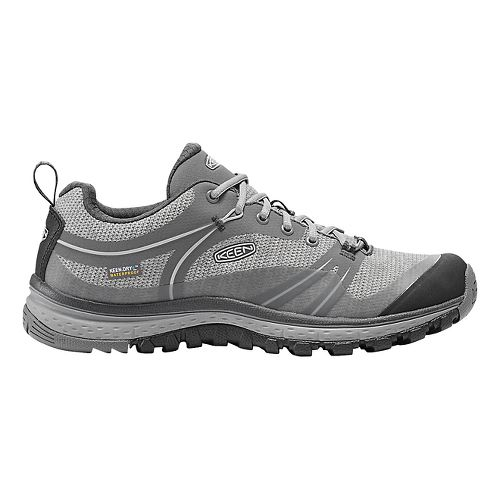 Womens Keen Terradora WP Casual Shoe - Grey/Gargoyle 9