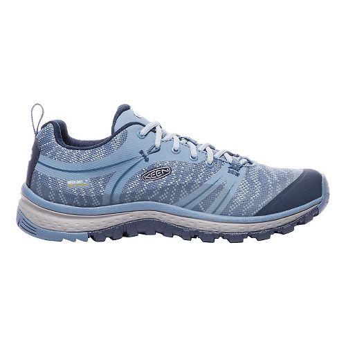 Womens Keen Terradora WP Casual Shoe - Blue 10
