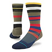 Mens Stance Athletic Sidelines Crew Socks