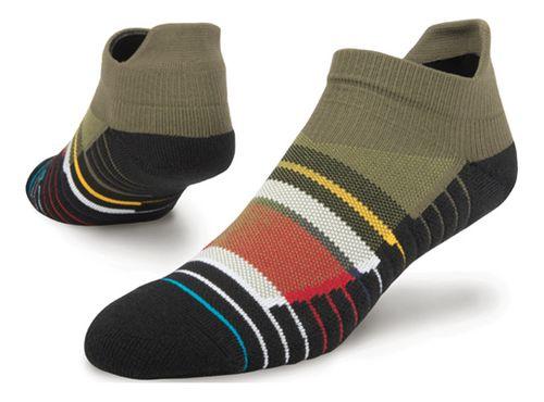 Mens Stance Athletic Sidelines Tab Socks - Multi L