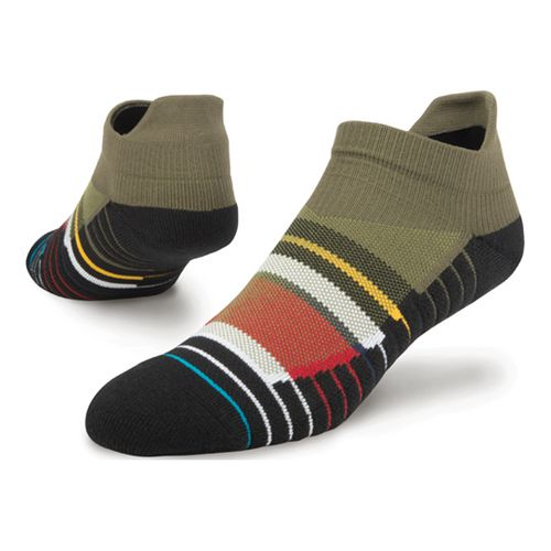 Mens Stance Athletic Sidelines Tab Socks - Multi M