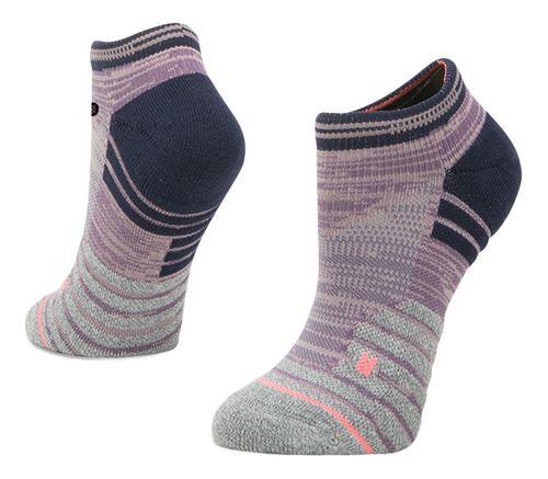 Womens Stance Athletic Slay Girl Low Socks - Purple M