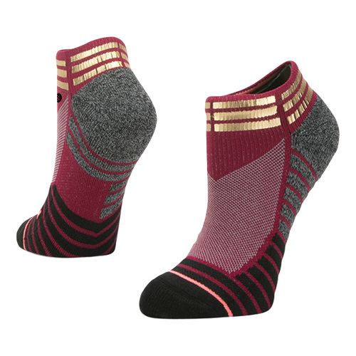 Womens Stance Athletic Endorphin Low Socks - Wine S