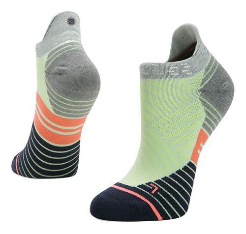 Womens Stance Run Weekend Tab Socks - Sea Green S