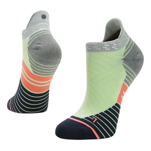 Womens Stance Run Weekend Tab Socks - Sea Green S