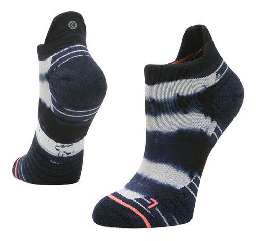 Womens Stance Run Conquer Run Tab Socks - Graphite M