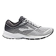 Womens Brooks Launch 5 Running Shoe - Grey/Ebony/White 6.5
