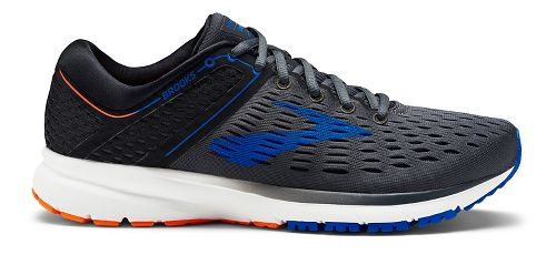 Mens Brooks Ravenna 9 Running Shoe - Grey/Blue 12.5
