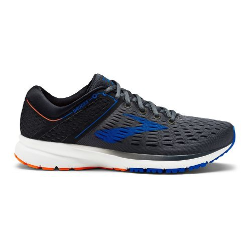 Mens Brooks Ravenna 9 Running Shoe - Grey/Blue 15
