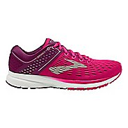 Womens Brooks Ravenna 9 Running Shoe - Pink/Plum 5