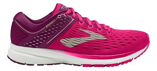 Womens Brooks Ravenna 9 Running Shoe - Pink/Plum 10.5