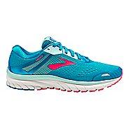 Womens Brooks Adrenaline GTS 18 Running Shoe - Blue/Mint/Pink 5.5