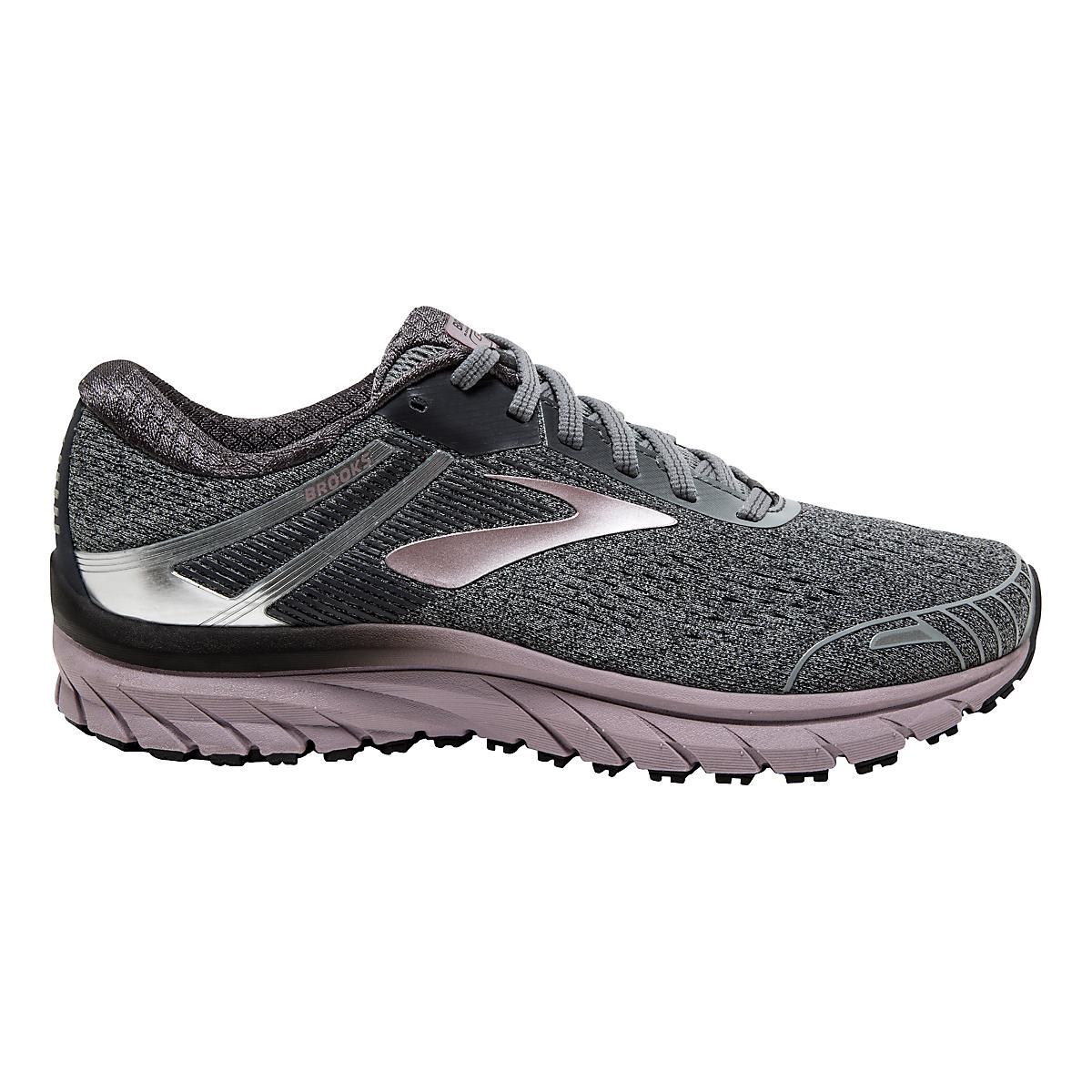Womens Brooks Adrenaline GTS 18 Running Shoe at Road