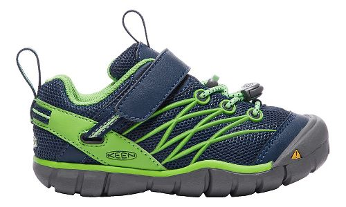 Kids Keen Chandler CNX Casual Shoe - Poseidon/Green 11C