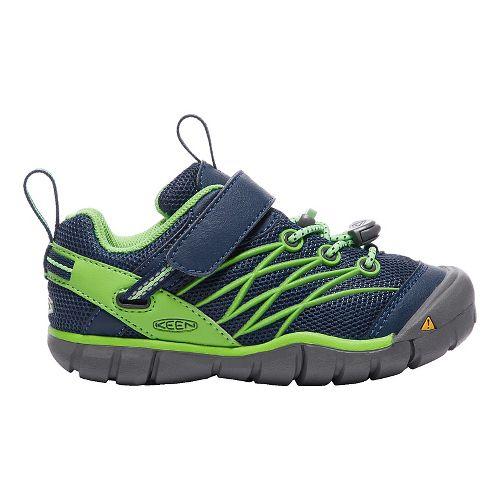 Kids Keen Chandler CNX Casual Shoe - Poseidon/Green 13C