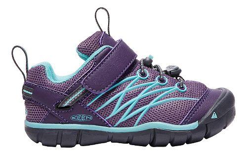 Kids Keen Chandler CNX Casual Shoe - Grape/Aqua 13C