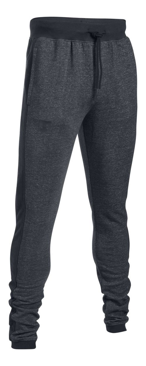 Mens Under Armour Sportstyle Flegging Pants - Black/Black 3XL