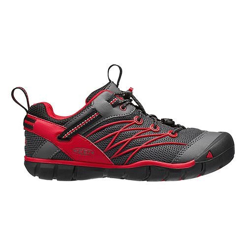 Kids Keen Chandler CNX Casual Shoe - Magnet/Red 3Y