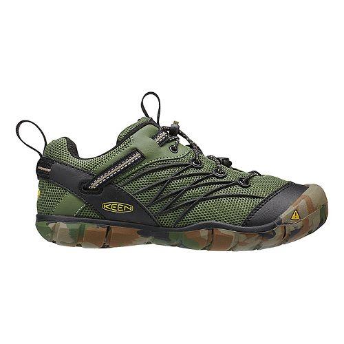 Kids Keen Chandler CNX Casual Shoe - Bronze Green 3Y