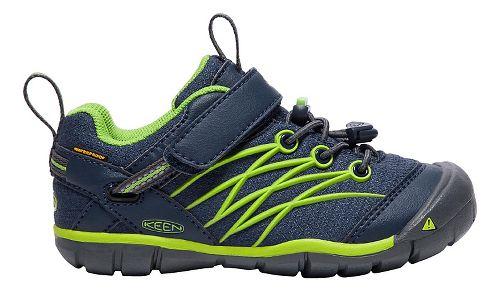 Kids Keen Chandler CNX WP Casual Shoe - Blues/Greenery 9C