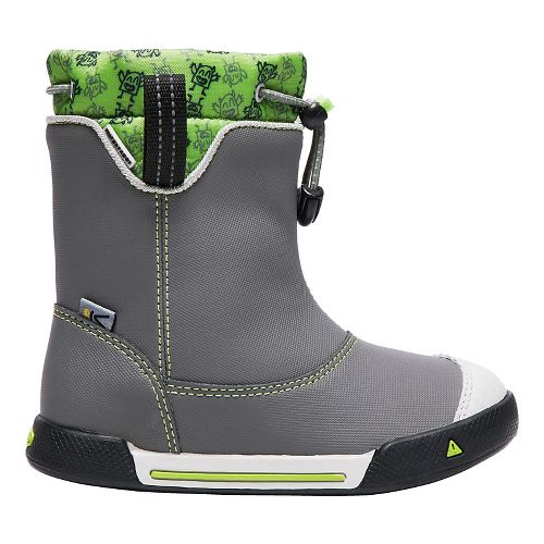 Kids Keen Encanto 365 Boot WP Casual Shoe - Gargoyle/Green 10C