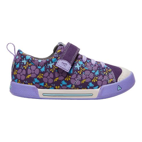 Kids Keen Encanto Finley Low Casual Shoe - Purple/Lavender 9C