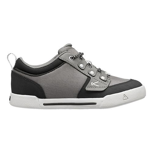 Kids Keen Encanto Wesley Low Casual Shoe - Gargoyle/Black 2Y