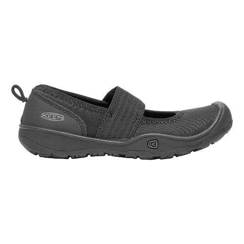 Kids Keen Moxie Gore Flat Casual Shoe - Black/Magnet 13C