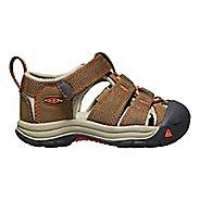 Kids Keen Newport H2 Sandals Shoe - Navy Tie Dye 7C