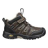 Kids Keen Oakridge Mid WP Casual Shoe - Cascade Brown 10C