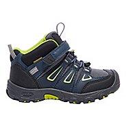 Kids Keen Oakridge Mid WP Casual Shoe - Blue/Berry 10C