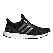 Mens adidas Ultra Boost LTD Running Shoe - Black/Yellow 11