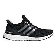Mens adidas Ultra Boost LTD Running Shoe - Black/Yellow 13