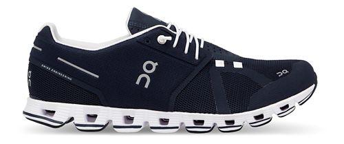 Mens On Cloud Running Shoe - Navy/White 12.5