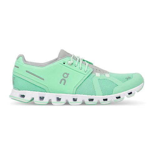 Womens On Cloud Running Shoe - Mint 9.5