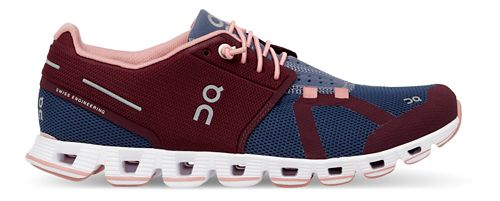 Womens On Cloud Running Shoe - Mulberry 7