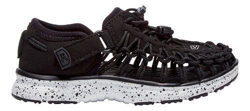 Kids Keen Uneek O2 Casual Shoe - Black/White 12C