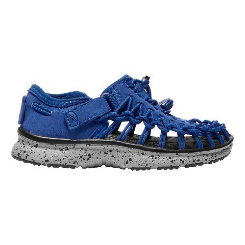 Kids Keen Uneek O2 Casual Shoe - True Blue/Grey 13C