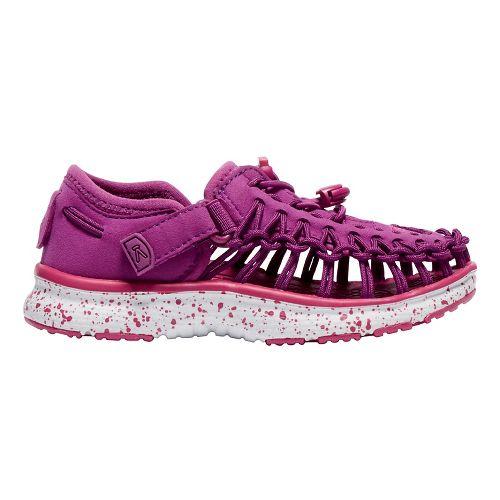 Kids Keen Uneek O2 Casual Shoe - Purple/Very Berry 12C
