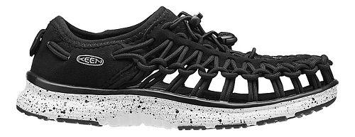 Kids Keen Uneek O2 Casual Shoe - Black/White 2Y