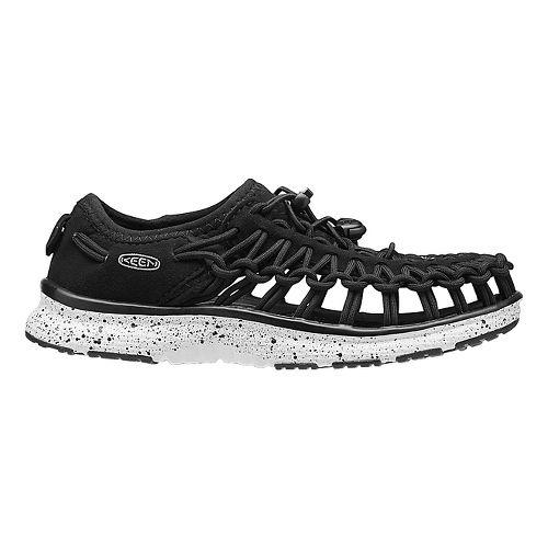 Kids Keen Uneek O2 Casual Shoe - Black/White 3Y