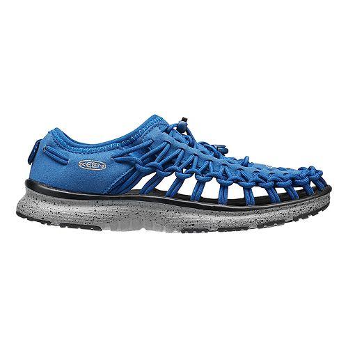 Kids Keen Uneek O2 Casual Shoe - True Blue/Grey 2Y