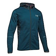 Mens Under Armour Swacket Novelty Full-Zip Running Jackets