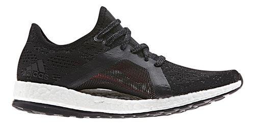 Womens adidas PureBoost X Element Running Shoe - Black 7.5