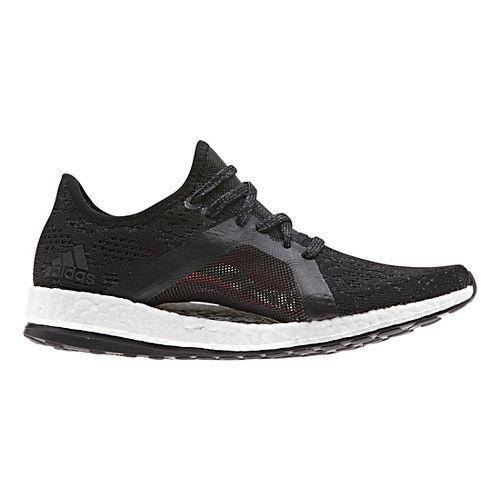 Womens adidas PureBoost X Element Running Shoe - Black 8.5