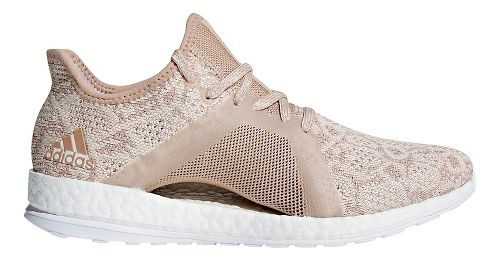 Womens adidas PureBoost X Element Running Shoe - Ash Pearl 9