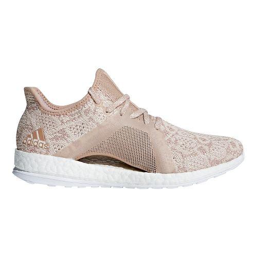 Womens adidas PureBoost X Element Running Shoe - Ash Pearl 9.5