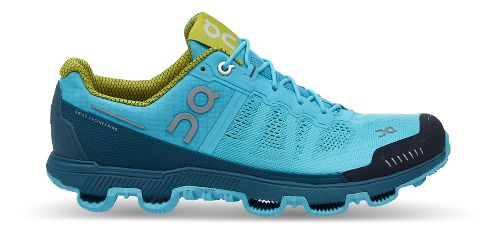Womens On Cloudventure Trail Running Shoe - Horizon/Sulphur 10