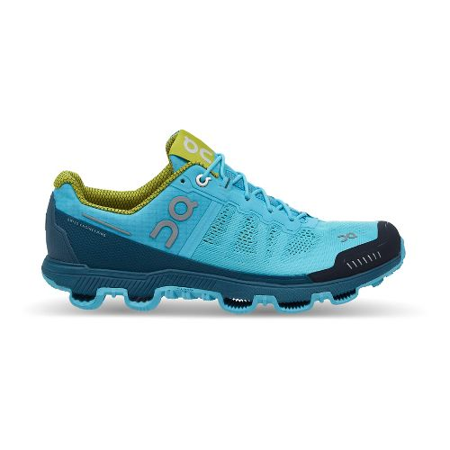 Womens On Cloudventure Trail Running Shoe - Horizon/Sulphur 6