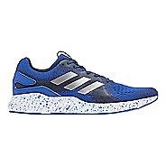 Mens adidas AeroBounce ST Running Shoe - Blue/Silver 10